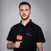 Michał - konferansjer